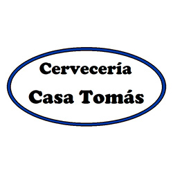 Logotipo Casa Tomás Cervecería