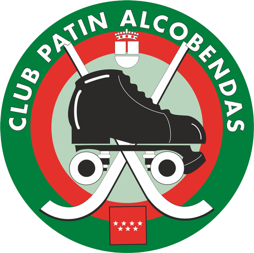 Logotipo Club Patín Alcobendas Hockey Patines