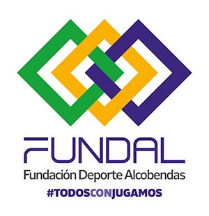 Logotipo Fundal, Fundación Deporte Alcobendas