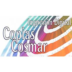 Logotipo Copias Cosmar