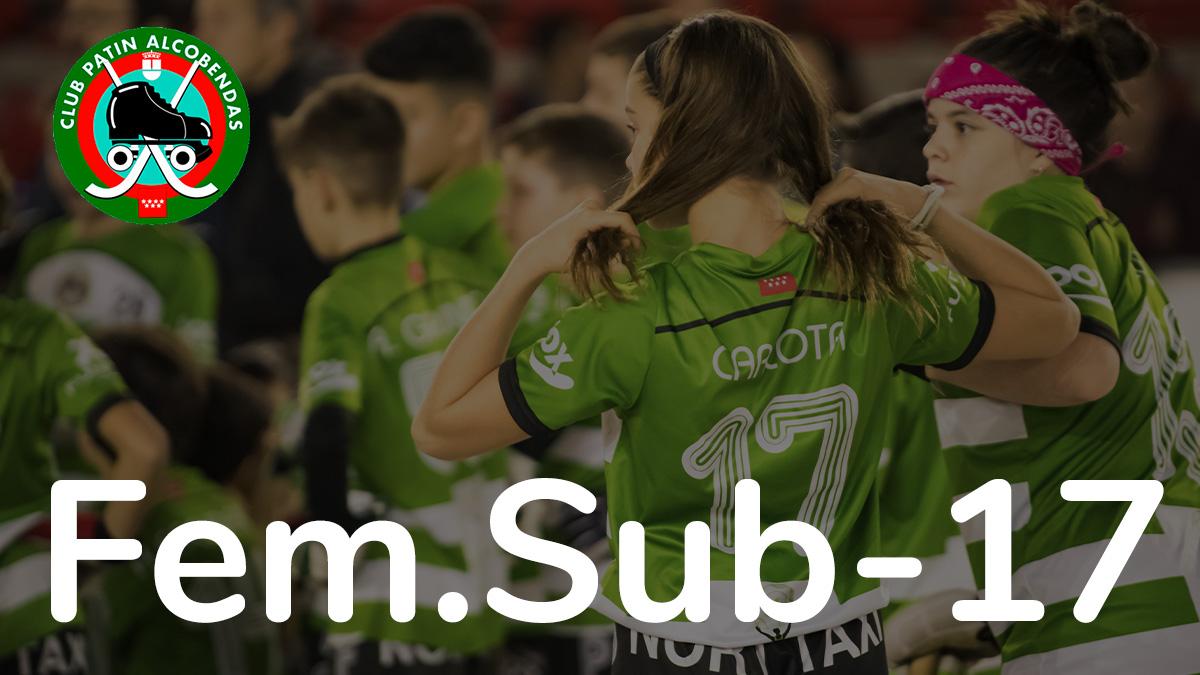 Partido Sub-17 Femenino